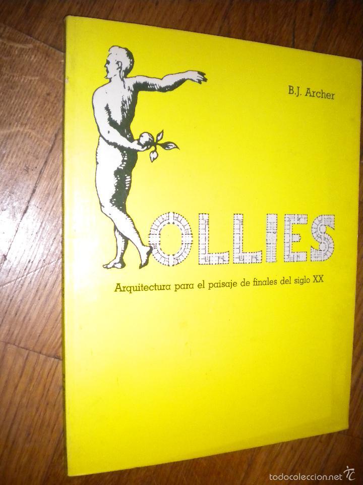 FOLLIES / ARQUITECTURA PARA EL PAISAJE DE FINALES DEL SIGLO XX / B.J. ARCHER (Libros de Segunda Mano - Bellas artes, ocio y coleccionismo - Arquitectura)