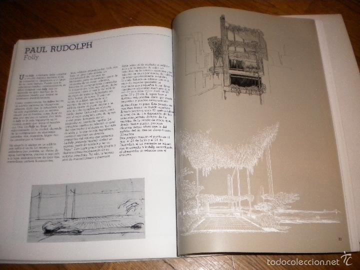 Libros de segunda mano: follies / arquitectura para el paisaje de finales del siglo XX / B.J. Archer - Foto 2 - 57465339