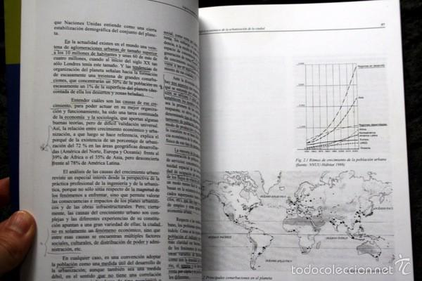 Libros de segunda mano: LA INGENIERIA EN LA EVOLUCION DE LA URBANISTICA - HERCE / MAGRINYA Ilustrado ISBN: 9788483016329 - Foto 3 - 57920695