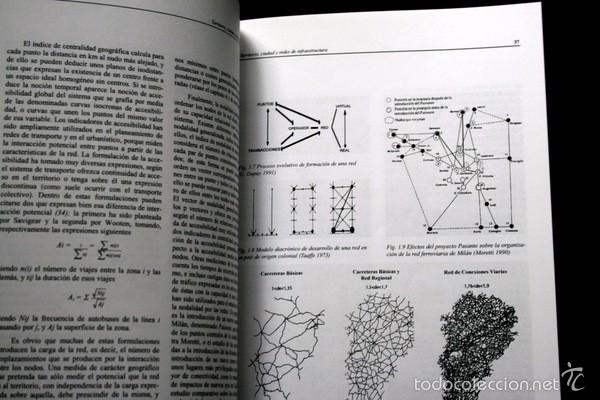 Libros de segunda mano: LA INGENIERIA EN LA EVOLUCION DE LA URBANISTICA - HERCE / MAGRINYA Ilustrado ISBN: 9788483016329 - Foto 4 - 57920695
