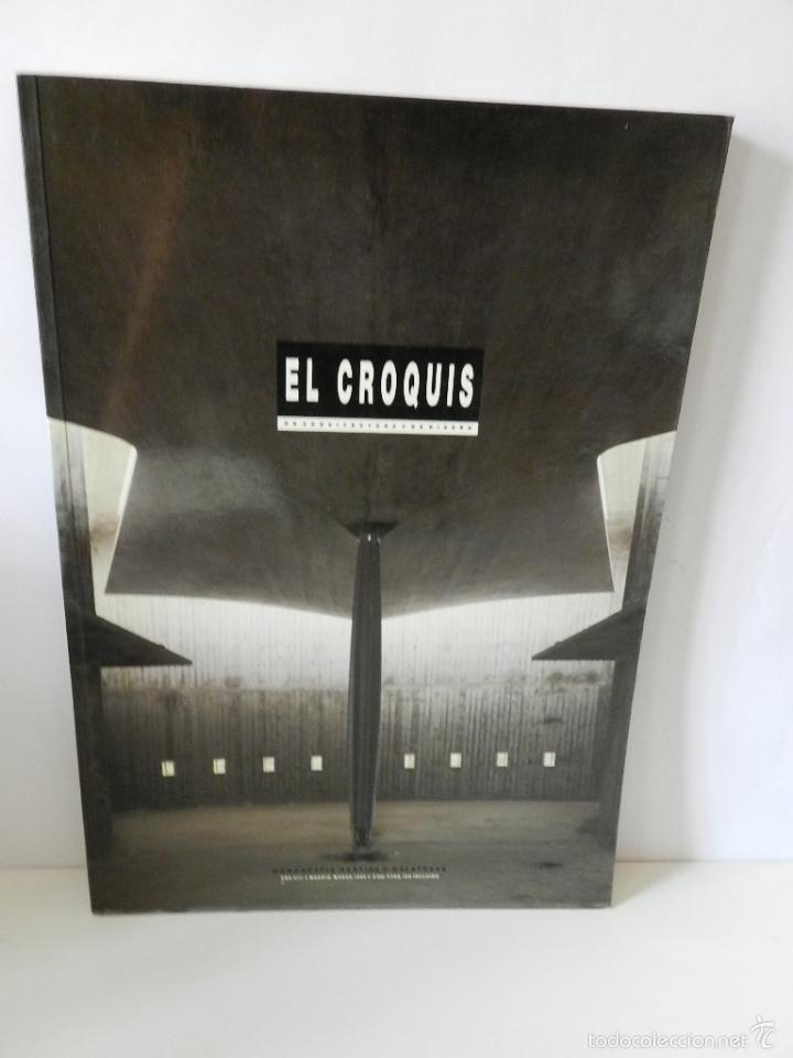 REVISTA EL CROQUIS AÑO 1989 N 38 (FEB-MAR) MONOGRAFIA SANTIAGO CALATRAVA ARQUITECTURA DESCATALOGADA (Libros de Segunda Mano - Bellas artes, ocio y coleccionismo - Arquitectura)