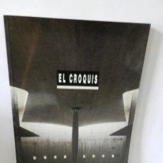 Libros de segunda mano: REVISTA EL CROQUIS AÑO 1989 N 38 (FEB-MAR) MONOGRAFIA SANTIAGO CALATRAVA ARQUITECTURA DESCATALOGADA. Lote 277691373