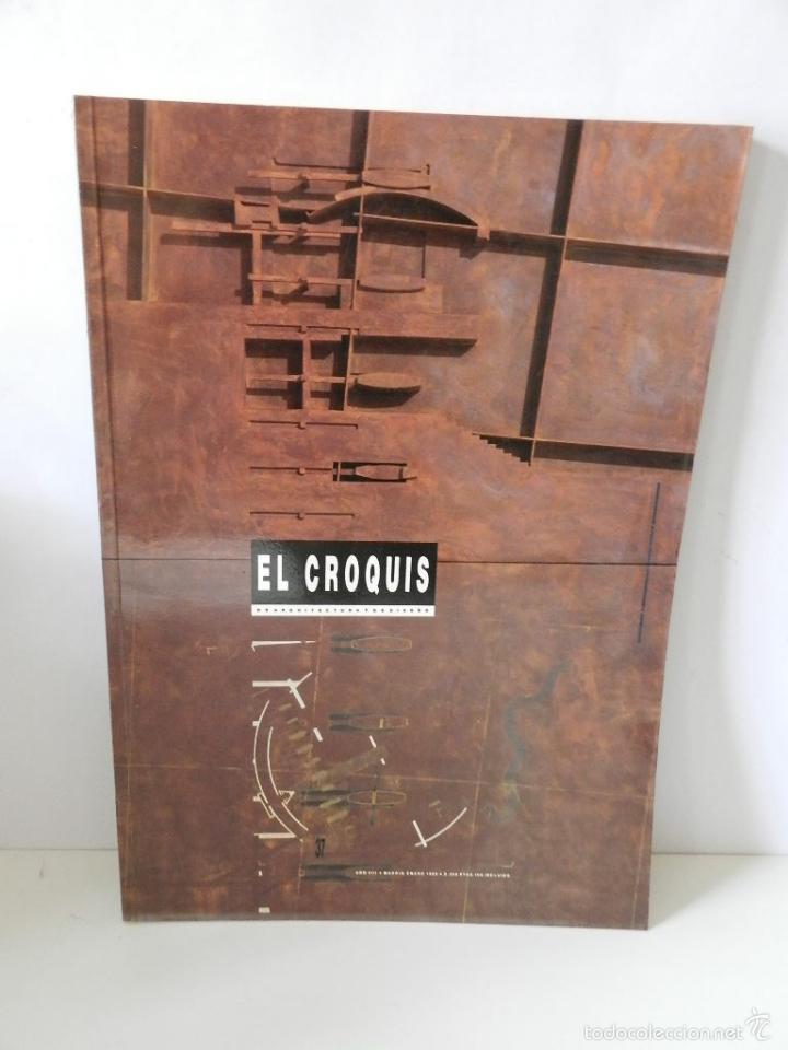 REVISTA EL CROQUIS AÑO 1989 N 37 (DEC-ENE) ARQUITECTURA DESCATALOGADA (Libros de Segunda Mano - Bellas artes, ocio y coleccionismo - Arquitectura)