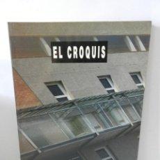 Libros de segunda mano: REVISTA ARQUITECTURA EL CROQUIS N 34 MARTORELL BOHIGAS MACKAY MADRID 1988 ARQUITECTURA DESCATALOGADA. Lote 277691118