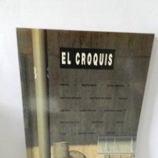 Libros de segunda mano: REVISTA EL CROQUIS N 31, EDICION ESPECIAL,1987 ARQUITECTURA DESCATALOGADA ( ESPAÑOL / ENGLISH ). Lote 262508975