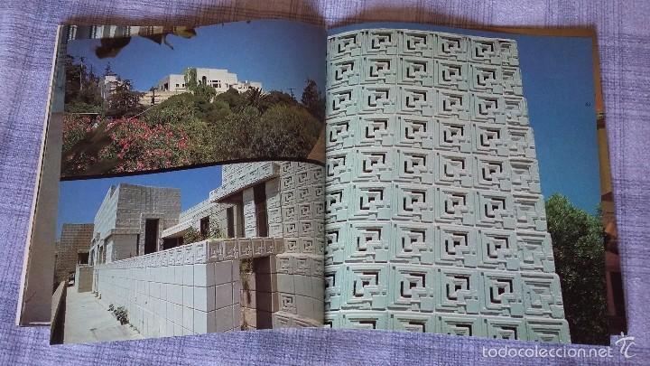 libros de segunda mano frank lloyd wright arquitecto thomas a heinz