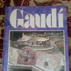 Libros de segunda mano: GAUDI -EN CATALAN- -REFSAMUMEESES5. Lote 58218826
