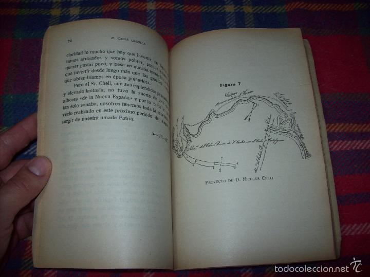 Libros de segunda mano: NUEVO PUERTO DE PALMA.ESBOZO DE ESTUDIO SOBRE SUS ANTECEDENTES HISTÓRICOS Y TÉCNICOS.1937. MALLORCA - Foto 14 - 58286287