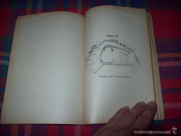 Libros de segunda mano: NUEVO PUERTO DE PALMA.ESBOZO DE ESTUDIO SOBRE SUS ANTECEDENTES HISTÓRICOS Y TÉCNICOS.1937. MALLORCA - Foto 17 - 58286287