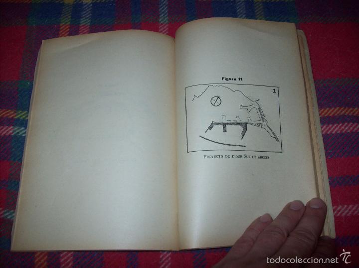 Libros de segunda mano: NUEVO PUERTO DE PALMA.ESBOZO DE ESTUDIO SOBRE SUS ANTECEDENTES HISTÓRICOS Y TÉCNICOS.1937. MALLORCA - Foto 18 - 58286287