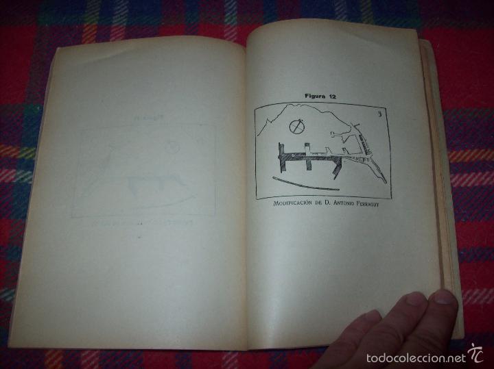 Libros de segunda mano: NUEVO PUERTO DE PALMA.ESBOZO DE ESTUDIO SOBRE SUS ANTECEDENTES HISTÓRICOS Y TÉCNICOS.1937. MALLORCA - Foto 19 - 58286287