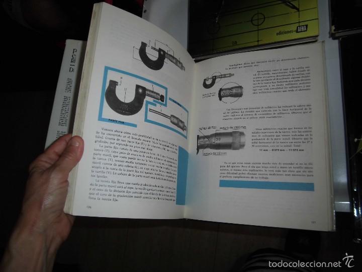 Libros de segunda mano: PROYECTAR ES FACIL 3 TOMOS DIBUJO TECNICO Y TOMO DE PERSPECTIVA BASICA.EDICIONES AFHA 1966-1970 - Foto 11 - 58340747