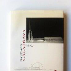 Libros de segunda mano: EL CROQUIS - SANTIAGO CALATRAVA 1983-93. Lote 58453136