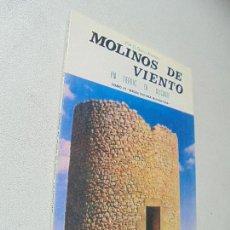 Libros de segunda mano: MOLINOS DE VIENTO EN TIERRAS DE ALICANTE, TOMO III-1ª.-EDC-1977- DEDICADO Y FIRMADO POR EL AUTOR. Lote 58495681