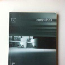 Libros de segunda mano: TC CUADERNOS 46 - CONCURSOS. Lote 58497721
