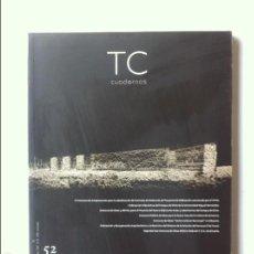 Libros de segunda mano: TC CUADERNOS 52 - CONCURSOS. Lote 58498385