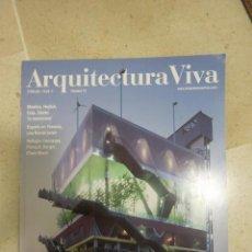 Libros de segunda mano: REVISTA ARQUITECTURA VIVA NUMERO 72. Lote 58507762