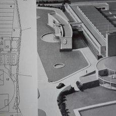 Libros de segunda mano: TOWN DESIGN. FREDERICK GIBBERD. 2A ED. 1955. URBANISMO. CIUDAD. Lote 48682308