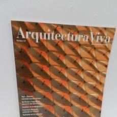 Libros de segunda mano: ARQUITECTURA VIVA 137 MÁS MADERA. Lote 60782251