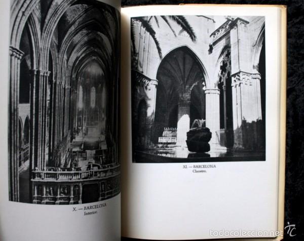 Libros de segunda mano: LAS CATEDRALES DE ESPAÑA - 2 TOMOS - GEORGES PILLEMENT - FOTOGRAFIAS - trad.: Juan Eduardo Cirlot - Foto 3 - 61090015