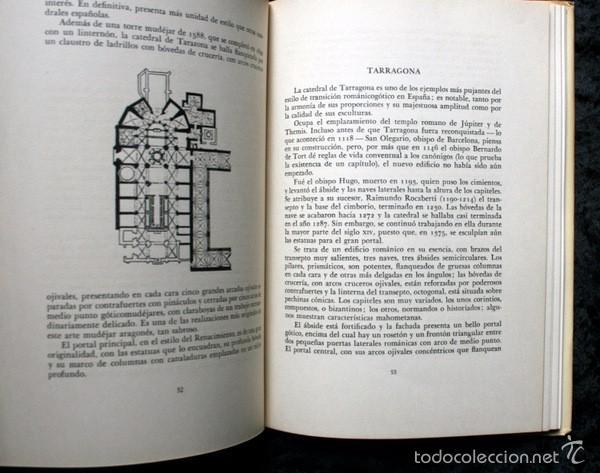 Libros de segunda mano: LAS CATEDRALES DE ESPAÑA - 2 TOMOS - GEORGES PILLEMENT - FOTOGRAFIAS - trad.: Juan Eduardo Cirlot - Foto 5 - 61090015