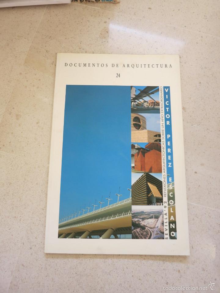 ARQUITECTURA DOCUMENTOS DE ARQUITECTURA 24 (Libros de Segunda Mano - Bellas artes, ocio y coleccionismo - Arquitectura)