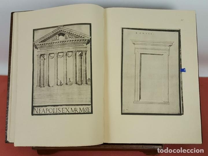 Libros de segunda mano: LC-067. OS DESENHOS DAS ANTIGUALHAS QUE VIO FRANCISCO DOLLANDA. E. TORMO. 1940. - Foto 2 - 61988420