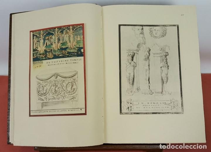 Libros de segunda mano: LC-067. OS DESENHOS DAS ANTIGUALHAS QUE VIO FRANCISCO DOLLANDA. E. TORMO. 1940. - Foto 6 - 61988420