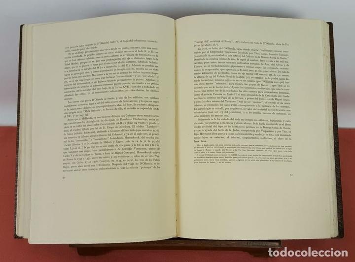 Libros de segunda mano: LC-067. OS DESENHOS DAS ANTIGUALHAS QUE VIO FRANCISCO DOLLANDA. E. TORMO. 1940. - Foto 9 - 61988420
