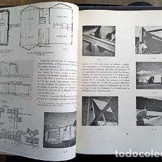 Libros de segunda mano: NADAL: VIVIENDAS PREFABRICADAS. SU TÉCNICA Y ECONOMÍA. (MADRID, 1951) POSTGUERRA FRANQUISMO. Lote 63096920
