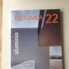 Libros de segunda mano: TECTÓNICA Nº 22 - ALUMINIO. Lote 63257868