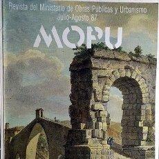 Libros de segunda mano: GUÍA DE LOS PUENTES DE ESPAÑA. MOPU (ROMANOS, MEDIEVALES; RENACENTISTAS; DEL SIGLO XVIII Y XIX; ETC.. Lote 63347556