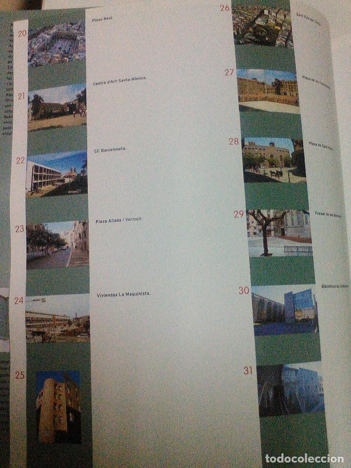 Libros de segunda mano: BARCELONA 1979/2004 DEL DESARROLLO A LA CIUDAD DE CALIDAD - ARQUITECTURA ,URBANISMO DESCATALOGADO - Foto 3 - 63427492