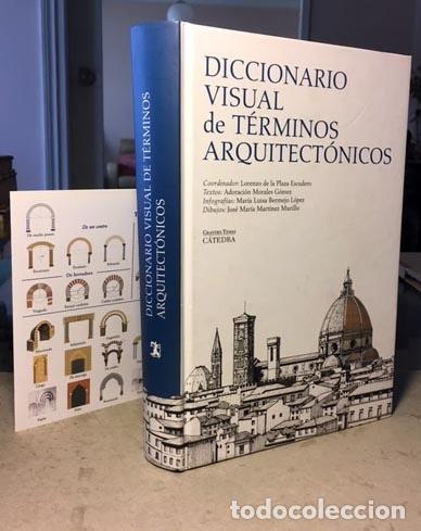 Diccionario visual de t rminos arquitect nicos comprar for Libros sobre planos arquitectonicos