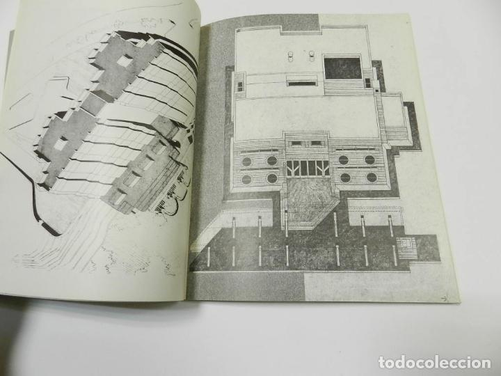 Libros de segunda mano: ANTONIO FERNANDEZ ALBA CATALOGO ARQUITECTURA - Foto 2 - 64086847