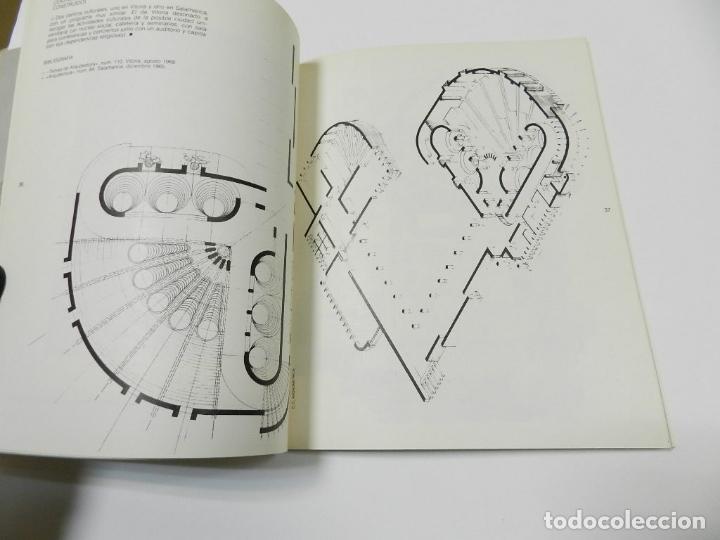 Libros de segunda mano: ANTONIO FERNANDEZ ALBA CATALOGO ARQUITECTURA - Foto 3 - 64086847