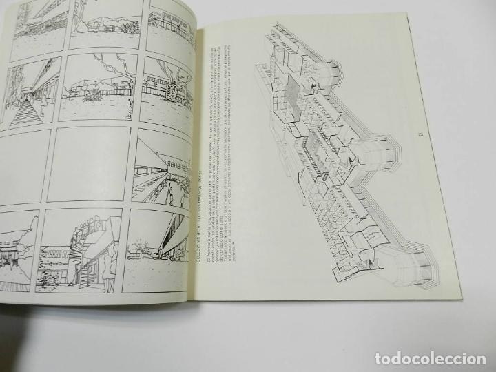 Libros de segunda mano: ANTONIO FERNANDEZ ALBA CATALOGO ARQUITECTURA - Foto 7 - 64086847