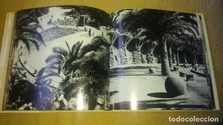 Libros de segunda mano: Muy raro libro de Park guell gaudi ediciones polígrafa 2 edición año 1971 con fotografías miren foto - Foto 7 - 64378555