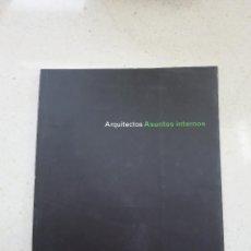 Libros de segunda mano: 34 REVISTAS ARQUITECTOS COLEGIO OFICIAL ARQUITECTOS ESPAÑA ARQUITECTURA. Lote 65659990
