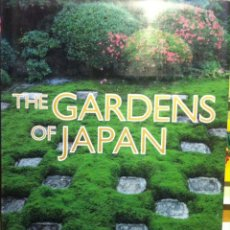 Libros de segunda mano: TEIJI ITOH. THE GARDENS OF JAPAN. 1998. Lote 67527585