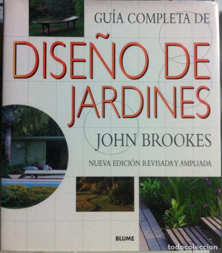 John brookes dise o jardines casa dise o casa dise o - Diseno jardines online ...