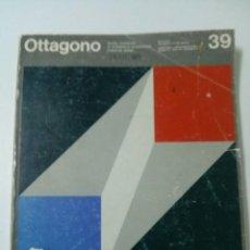 Libros de segunda mano: OTTAGONO -REVISTA TRIMESTRAL DE ARQUITECTURA - DICIEMBRE 1975. Lote 68176769
