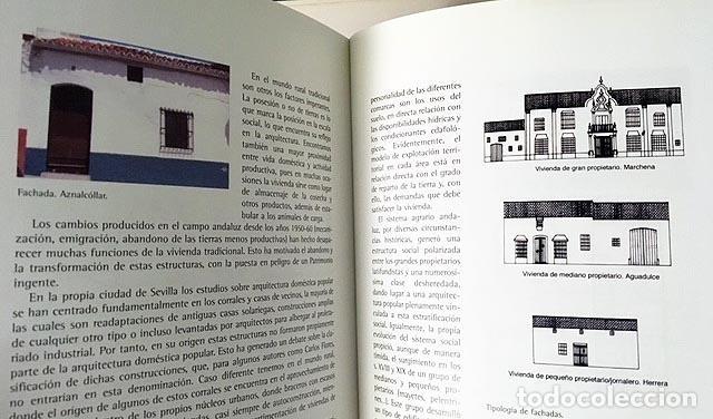ARQUITECTURA DOMÉSTICA TRADICIONAL EN ANDALUCÍA (ALMERÍA, CÁDIZ, CÓRDOBA, GRANADA, HUELVA, ETC. (Libros de Segunda Mano - Bellas artes, ocio y coleccionismo - Arquitectura)