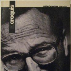 Libros de segunda mano: EL CROQUIS. REVISTA DE ARQUITECTURA Y DE DISEÑO. NÚM.64, 1994.. Lote 70105349