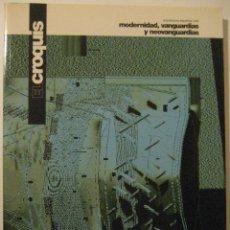 Libros de segunda mano: EL CROQUIS. REVISTA DE ARQUITECTURA Y DE DISEÑO. NÚM.76, 1995.. Lote 70210413