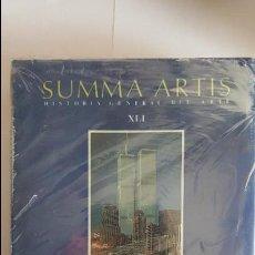 Libros de segunda mano: MAGNIFICO LIBRO DE SUMMA ARTIS - HISTORIA GENERAL DEL ARTE - XLI - ESPASA CALPE -. Lote 71580951