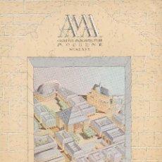 Libros de segunda mano: AAM. ARCHIVES D'ARCHITECTURE MODERNE. Nº19, 1980. LEON KRIER, GEORGES BAINES.. Lote 71622579