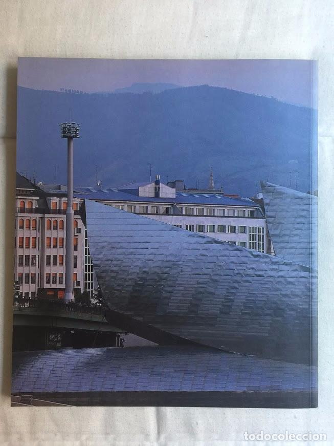 Libros de segunda mano: FRANK O. GEHRY, EL MUSEO GUGGENHEIM BILBAO - VAN BRUGGEN - Foto 2 - 72247323