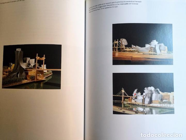 Libros de segunda mano: FRANK O. GEHRY, EL MUSEO GUGGENHEIM BILBAO - VAN BRUGGEN - Foto 6 - 72247323