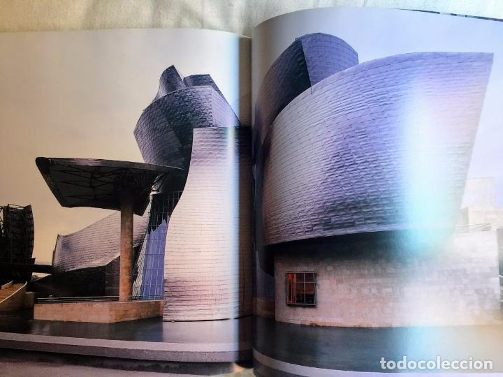 Libros de segunda mano: FRANK O. GEHRY, EL MUSEO GUGGENHEIM BILBAO - VAN BRUGGEN - Foto 10 - 72247323